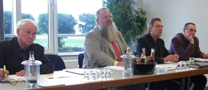 Teilnehmer der Sitzung