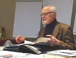 Bundesvorsitzender des vhw Prof. Dr. Arendes
