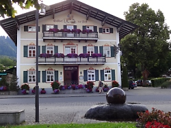 Tagungshotel in Bad Wiessee Hotel zur Post