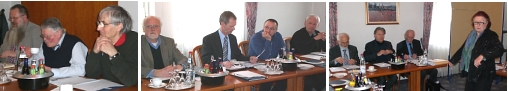 Teilnehmer der Tagung in Fulda
